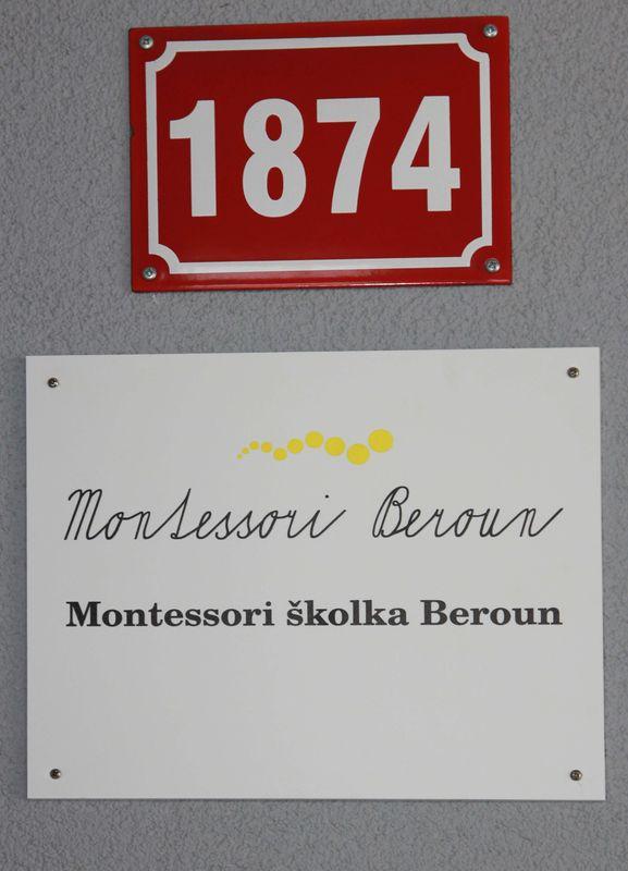 Montessori školka Beroun